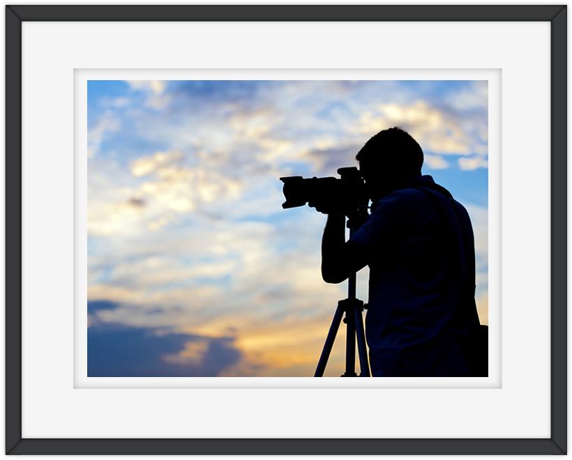 写真撮影 - プロのフォトグラファーによる撮影